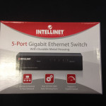 5 Port Desktop Gigabit Ethernet Switch